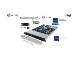 英特尔与Lightbits Labs展开战略性合作