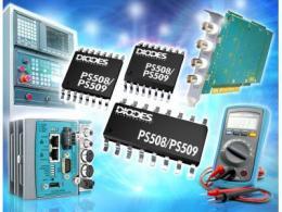Diodes 公司的高压模拟多路复用器在工业物联网应用中提供讯号分配