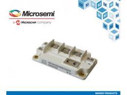 贸泽开售Microchip AgileSwitch相臂功率模块 兼具SiC MOSFET与二极管之长