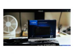 大容量存储进入GB/s时代 2TB英睿达X8移动SSD评测