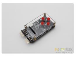 逐飞科技基于LPC845的多功能传感器模拟模块