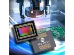 新型XGS CMOS图像传感器增强安森美半导体的 高分辨率工业成像阵容