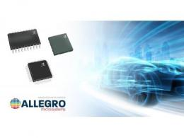 Allegro 针对先进48V电池系统推出业界更强大的 Grade 0汽车栅极驱动器产品组合