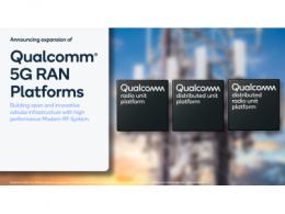 Qualcomm推出全新5G网络基础设施平台,助力蜂窝生态系统向vRAN和互操作网络转型