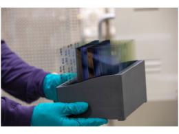 记录:在弱光环境下装甲太阳能薄膜太阳能技术的效率为26%