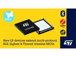 意法半导体STM32WB双核无线MCU系列推出新产品线