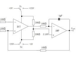 盘点放大器共模抑制比参数测量方法 - 放大器参数解析与LTspice仿真 - 放大器参数解析与LTspice仿真