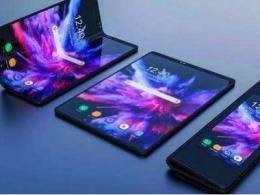 抢先看,华为公布全新折叠屏手机专利
