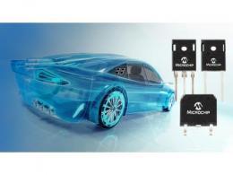 Microchip 推出最新一代汽车用700 和 1200V 碳化硅(SiC)肖特基势垒二极管(SBD)