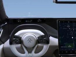 车载|法拉第未来FF 91升级HUD,搭载15.4吋中控和11.6吋仪表盘