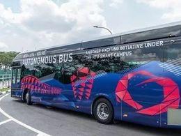 世界第一款沃尔沃的自动驾驶7900型巴士上线,如何使城市更清洁、更环保、更智能