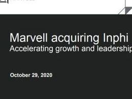 收购 | Marvell官宣收购Inphi 增强云和5G领域领导地位