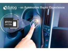 Dialog半导体公司和阿尔卑斯阿尔派合作开发汽车触觉控制应用