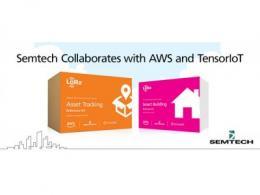 Semtech与亚马逊AWS及TensorIoT携手,简化物联网解决方案开发