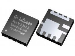 英飞凌OptiMOS™源极底置功率MOSFET系列新添PQFN封装的40 V装置