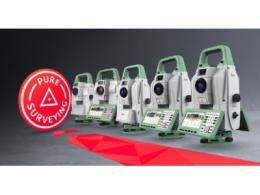 莱卡地球系统公司创新自动化全站仪组合