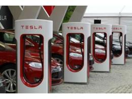 特斯拉超级充电桩覆盖我国250多个城市