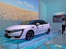 氢能源汽车技术哪家强?