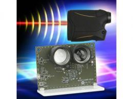 安森美半导体的硅光电倍增管 (SiPM) 直接飞行时间 (dToF)  激光雷达平台为工业测距应用提供现成的设计