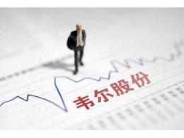 韦尔股份2000亿元市值稳了?
