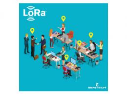 长虹及伙伴推出基于LoRa®的低功耗、小型化室内外定位解决方案