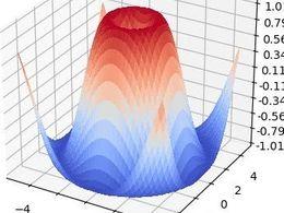 Python中的3D绘图命令