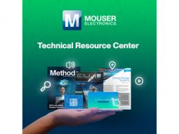 贸泽发布可供搜索技术内容和产品信息的技术资源中心