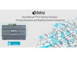 Dialog启动针对智能楼宇和智慧工厂边缘解决方案的SmartServer™ IoT合作伙伴生态系统