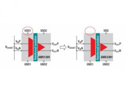 利用单电源隔离放大器和ADC简化隔离电流和电压感应设计