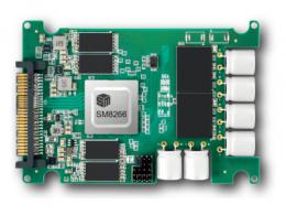 慧荣科技推出搭配完整Turnkey的16通道PCIe 4.0 NVMe企业级SSD主控芯片解决方案