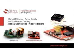 Silanna Semiconductor推出可提供最高效率和功率密度的DC-DC转换器系列