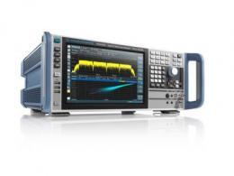 罗德与施瓦茨率先将1 GHz分析带宽引入中端信号和频谱分析仪,成为5G NR的理想选择