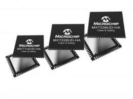 Microchip推出全球首个通过家电市场安全认证的电容式触摸屏控制器系列