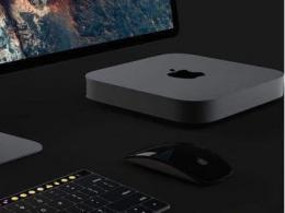 苹果最新Mac mini拆解,一窥M1芯片真容