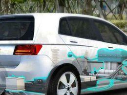 """电动汽车简化设计,""""减重瘦身""""不再难"""