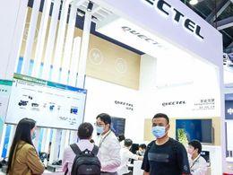 移远通信亮相中国移动全球合作伙伴大会,5G客户终端实力吸睛