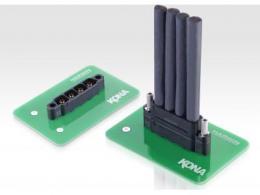 Harwin发布全新60A额定电流、8.5mm间距电源连接器