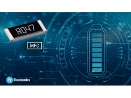 TT Electronics 的新型表面贴装电阻器利用基于陶瓷上贴金属箔技术提高了可靠性