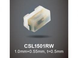 "ROHM开发出超小型红外LED""CSL1501RW"",  非常适合VR/MR/AR视线追踪应用"