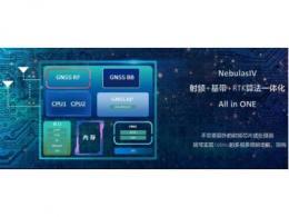 北斗星通新一代22nm北斗高精度定位芯片正式发布