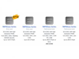 新款入门级DSC 56F81xxx系列正式量产!