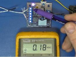 手把手教你使用放大器电路测量热电偶探头