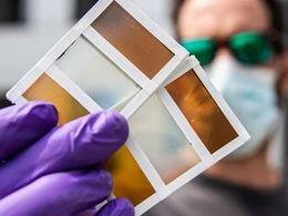 智能窗户|美国NREL突破热致变色技术,实现更多可变颜色及温度范围