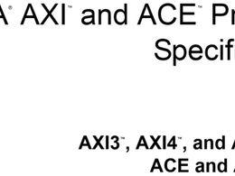 深入AXI4总线-[一]握手机制