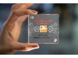 骁龙旗舰5G芯片骁龙888亮相 集成X60基带 小米11将成为首批终端之一