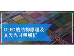 OLED的结构原理及其发光过程解析