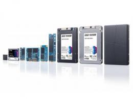 闪存: TDK推出使用3D NAND闪存的高可靠性SSD