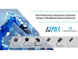 AVX / Ethertronics宣布广泛的高性能,高可靠性外置天线