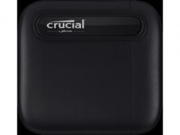 美光发布新品 Crucial 英睿达 X6 移动固态硬盘,助力用户随时随地快速访问数字内容