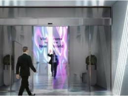 LG宣布开发出内置透明OLED显示屏,将面向企业、商业使用